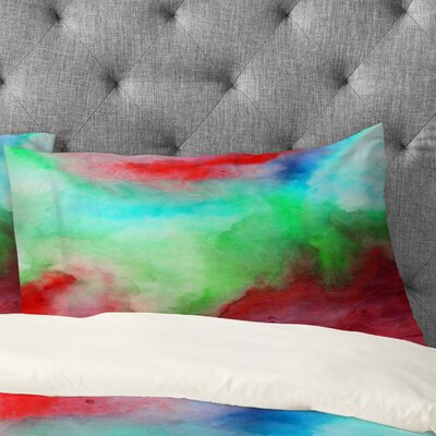 Jacqueline Maldonado Sea Pillowcase Size: King