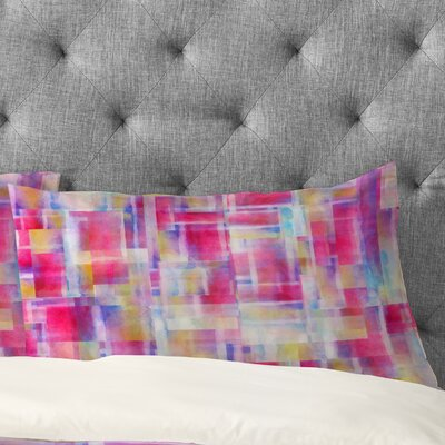 Jacqueline Maldonado Space Between Pillowcase Size: Standard