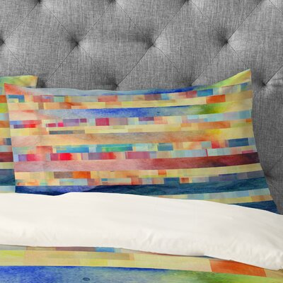 Jacqueline Maldonado Amalgama Pillowcase Size: King