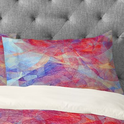 Jacqueline Maldonado Sweet Rift Pillowcase Size: King
