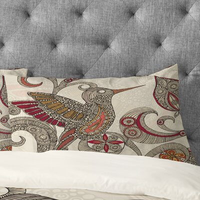 Valentina Ramos Flying Pillowcase Size: Standard