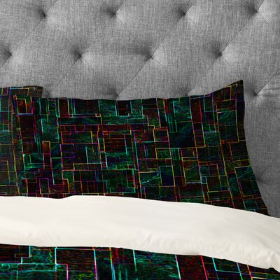 Jacqueline Maldonado Matrix Pillowcase Size: King