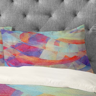 Jacqueline Maldonado New Light Pillowcase Size: Standard