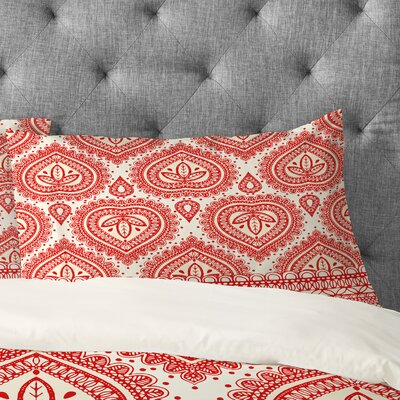 Aimee St Hill Decorative Pillowcase Size: King, Color: Multi
