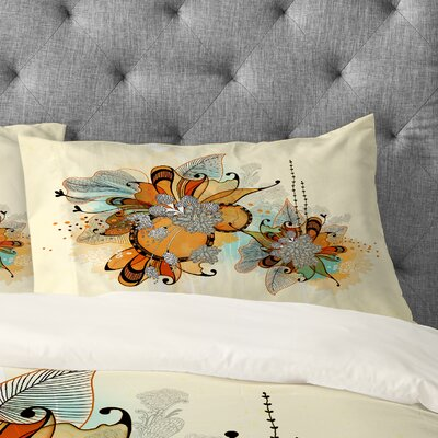 Iveta Abolina Sunset 2 Pillow Case Size: King