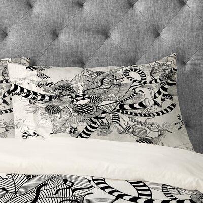Iveta Abolina Play Pillowcase Size: King