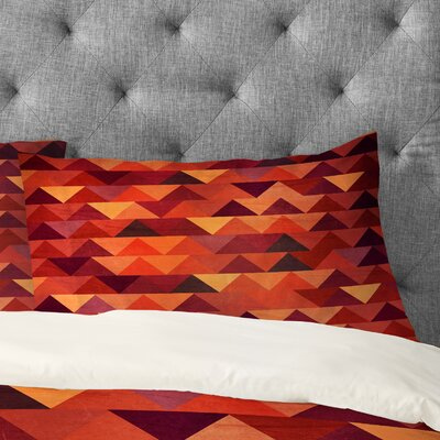 Trianglerain Pillowcase Size: King