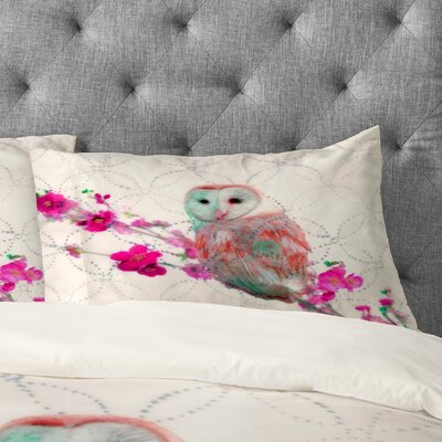 Hadley Hutton Quinceowl Pillowcase Size: King