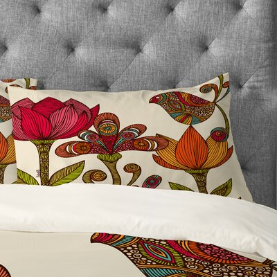 Valentina Ramos in The Garden Pillowcase Size: Standard