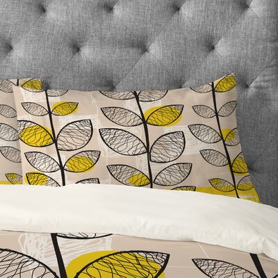 Rachael Taylor 50s Inspired Pillowcase Size: Standard