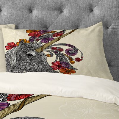 Valentina Ramos Unicornucopia Pillowcase Size: King