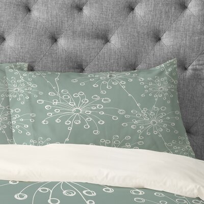 Rachael Taylor Quirky Motifs Pillowcase Size: King