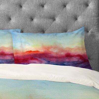 Jacqueline Maldonado Arpeggi Pillowcase Size: Standard