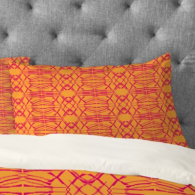 Pattern State Shotgirl Tang Pillowcase Size: King