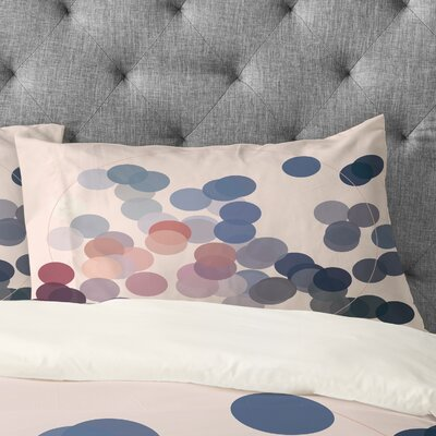 Gabi Wink Wink Pillowcase Size: King