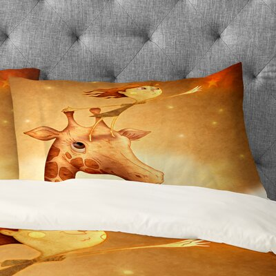 Jose Luis Guerrero Star 1 Pillowcase Size: King
