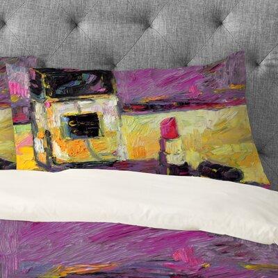Ginette Fine Art Coco Pillowcase Size: King