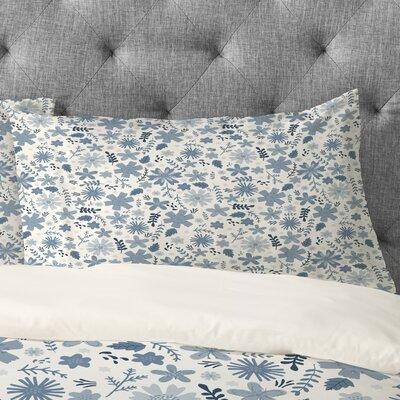 Jennifer Denty Genevieve Florals Big Pillowcase Size: Standard