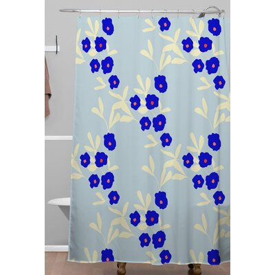 Morgan Kendall Bells Shower Curtain