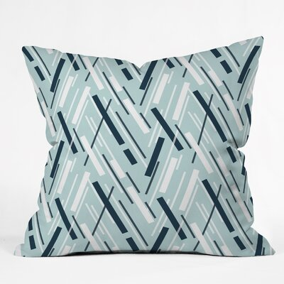 Khristian A Howell Jouer Throw Pillow Size: 18 H x 18 W x 5 D