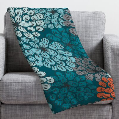Greenwich Gardens 3 Throw Blanket Size: Large
