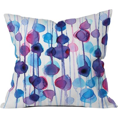 CMYKaren Throw Pillow Size: Extra Large