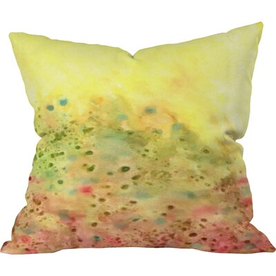 Rosie Brown Jeweled Pebbles Indoor Throw Pillow Size: Extra Large