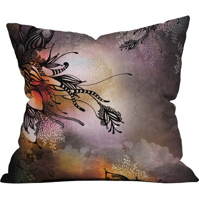 Iveta Abolina Throw Pillow Size: 16 x 16