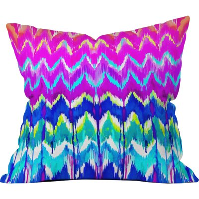 Holly Sharpe Summer Dreaming Throw Pillow Size: Large