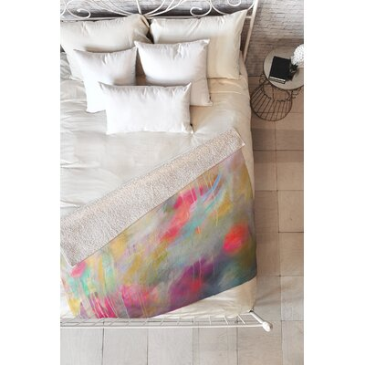 Stephanie Corfee Lost and Found Blanket Size: 80 L x 60 W