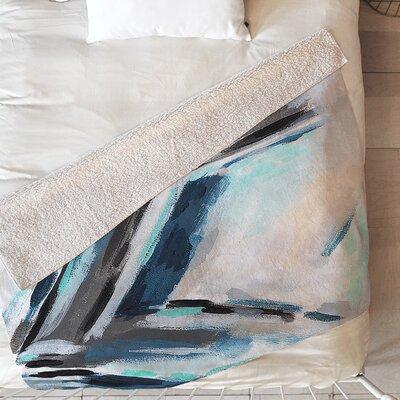 Laura Fedorowicz Wont Let Go Blanket Size: 60 L x 50 W