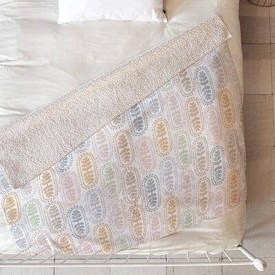Vintage Cabin Blanket Size: 60 L x 50 W