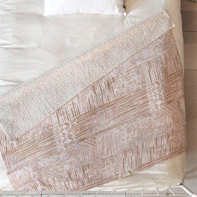 Pimlada Phuapradit Woven Line Blanket Size: 60 L x 50 W