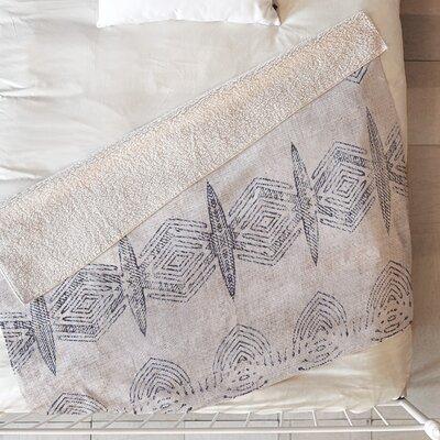 French Linen Eris Blanket Size: 60 L x 50 W