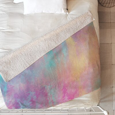Elisabeth Fredriksson Dreamy Blanket Size: 60 L x 50 W
