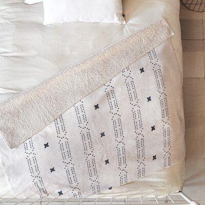 Holli Zollinger Mala Blanket Size: 60 L x 50 W