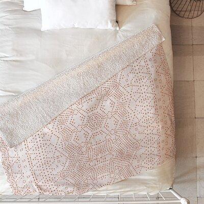 Holli Zollinger Marrakeshi Blanket Size: 60 L x 50 W, Color: Pink