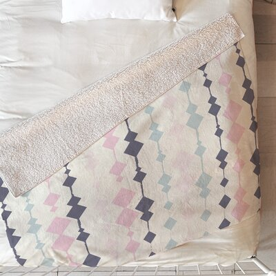 Craftbelly Vines Blanket Size: 80 L x 60 W