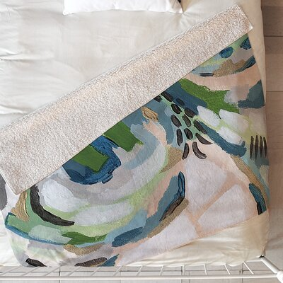 Blanket Size: 80 L x 60 W