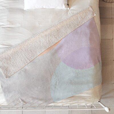Peach Cobbler Blanket Size: 80 L x 60 W
