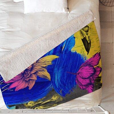 Biljana Kroll Specimen Spectrum Blanket Size: 80 L x 60 W