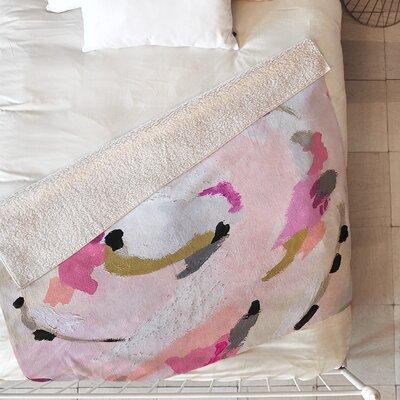 Laura Fedorowicz Valentina Blanket Size: 60 L x 50 W