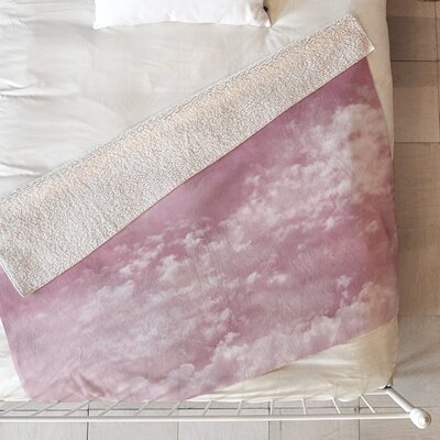 Through Rose Glasses Blanket Size: 60 L x 50 W