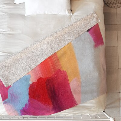 Redemption Blanket Size: 60 L x 50 W