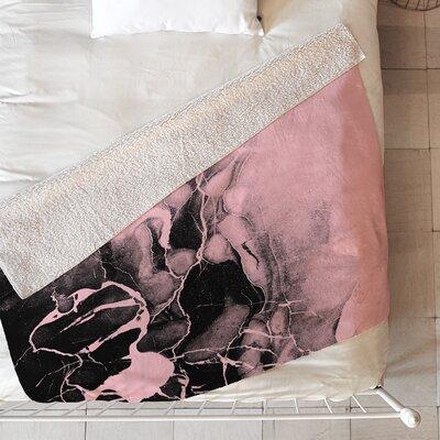 Marble Blanket Size: 60 L x 50 W