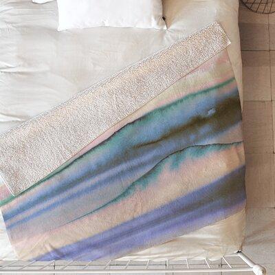 Mystic Dream Pastel Blanket Size: 80 L x 60 W