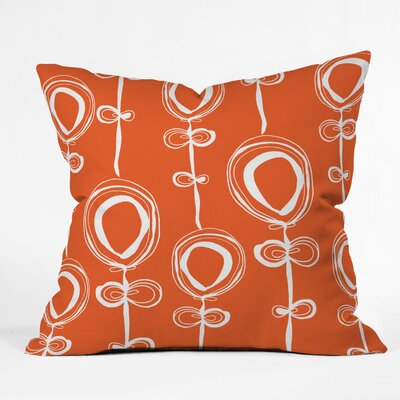 Rachael Taylor Contemporary Throw Pillow Size: 16 H x 16 W