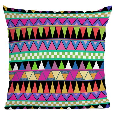 Bianca Zig Zag Outdoor Throw Pillow