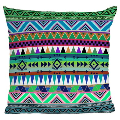 Bianca Esodrevo Outdoor Throw Pillow