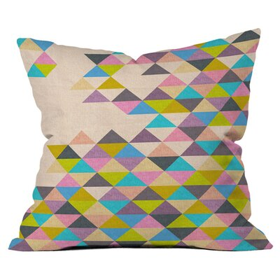Bianca Completely Incomplete Outdoor Throw Pillow
